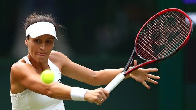 Tatjana Maria ist die Nummer 85 der Weltrangliste