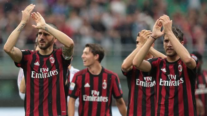 Des Spieler des AC Mailand bekommen innerhalb eines Jahres bereits den zweiten Präsidenten
