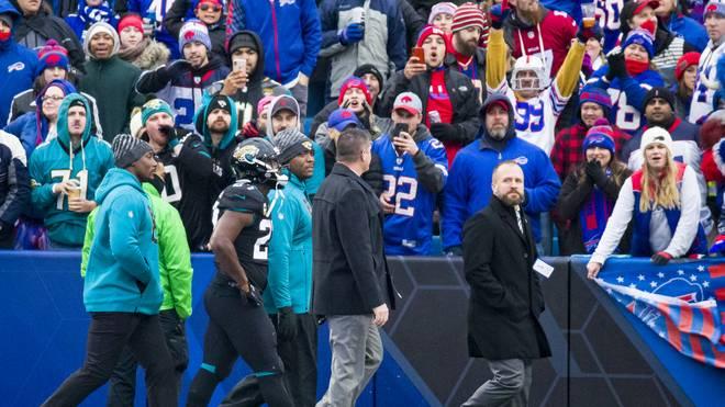 NFL: Leonard Fournette von Jacksonville Jaguars nach Prügelei gesperrt