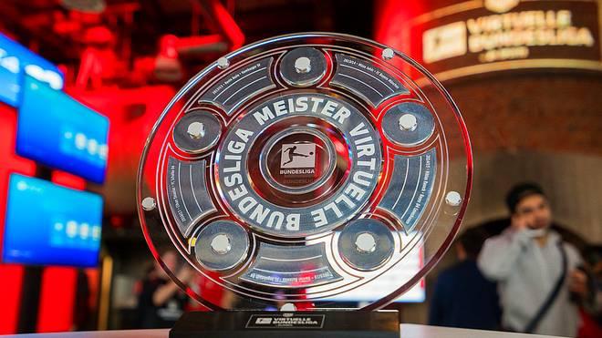 Werder Bremen hat sich die Meisterschale gesichert