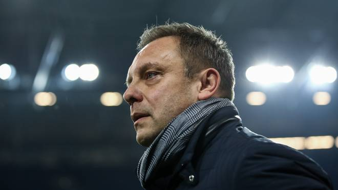 Andre Breitenreiter führte Hannover 2017 zurück in die Bundesliga