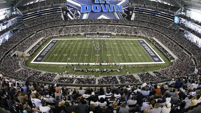 Im AT&T Stadium von Dallas könnte das Finale der Fußball-WM 2026 steigen