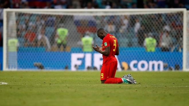 Romelu Lukaku nach Belgiens Sieg gegen Panama