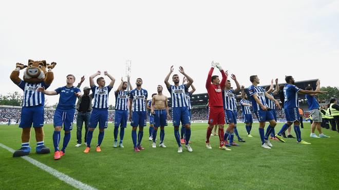 relegation 2. liga 2019