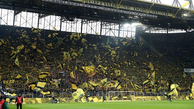 Die Fans von Borussia Dortmund werden keinen BVB-Salzburg-Schal tragen