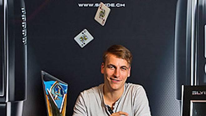 Philipp Gruissem hat bislang knapp 9,5 Millionen Dollar bei Turnieren gewonnen (Bild: Neil Stoddart)