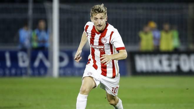 Marko Marin steht seit August 2016 bei Piräus unter Vertrag