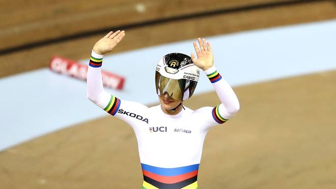 Track Cycling - European Championships Glasgow 2018: Day Five