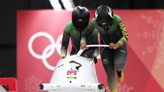 Eine der beiden jamaikanischen Bobfahrerinnen wurde positiv auf ein Dopingmittel getestet