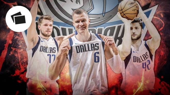 NBA: Dallas Mavericks mit Doncic, Porzingis im Kadercheck