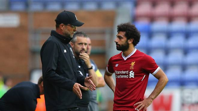 Jürgen Klopp muss womöglich auf Mohamed Salah verzichten