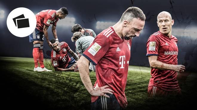 FC Bayern, Franck Ribery, Arjen Robben