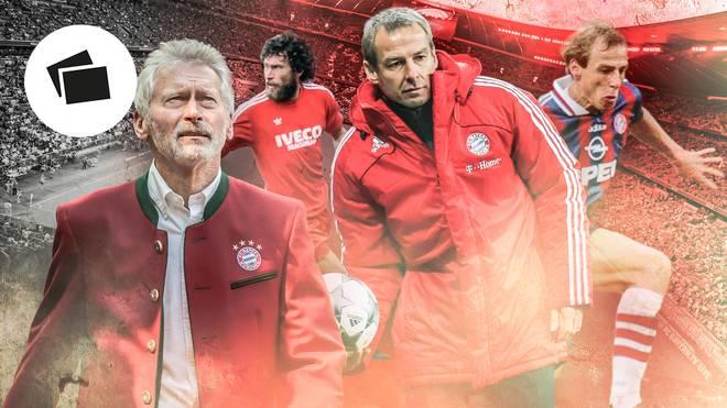 Auch Paul Breitner und Jürgen Klinsmann gingen nach ihrer Karriere zurück zum FC Bayern