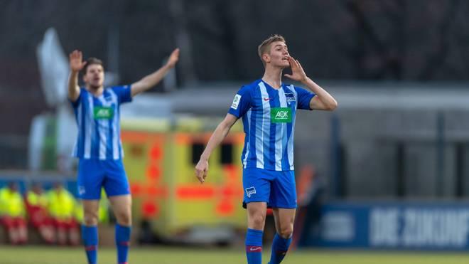 Für die U19 der Hertha ist die Reise in der Youth League vorbei