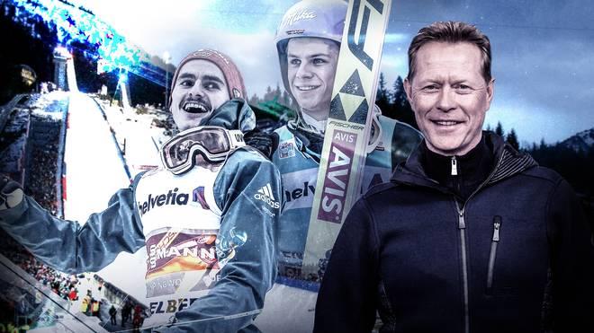 Dieter Thoma hat Richard Freitag und Andreas Wellinger für die Vierschanzentournee 2017/18 auf der Rechnung