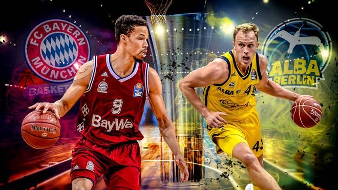 In der Finalserie zwischen dem FC Bayern und ALBA Berlin fällt die Entscheidung erst in Spiel fünf