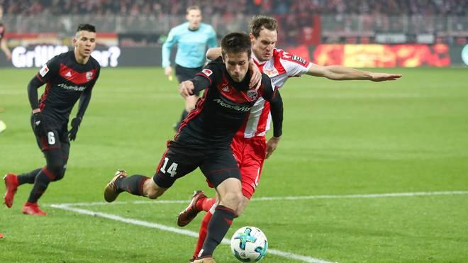 Der FC Ingolstadt drehte das Spiel bei Union Berlin