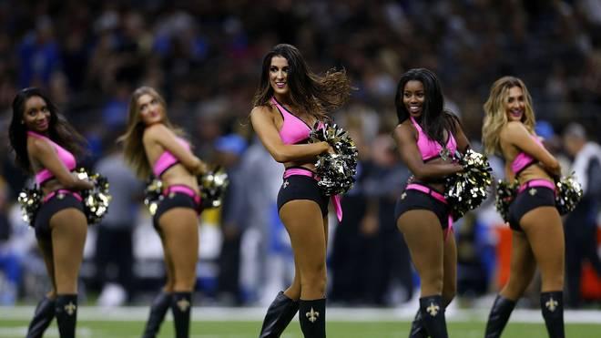 Das Cheerleading-Team der New Orleans Saints bekommt in Zukunft männliche Unterstützung