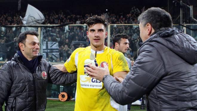 US Alessandria schlug den Zweitligisten La Spezia