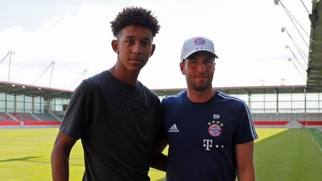 Chris Richards wird vom FC Dallas an den FC Bayern ausgeliehen