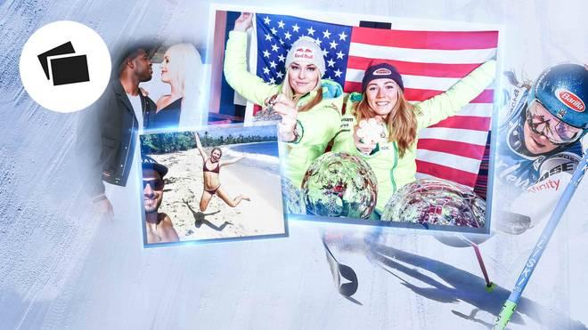 Lindsey Vonn und Mikaela Shiffrin im Vergleich
