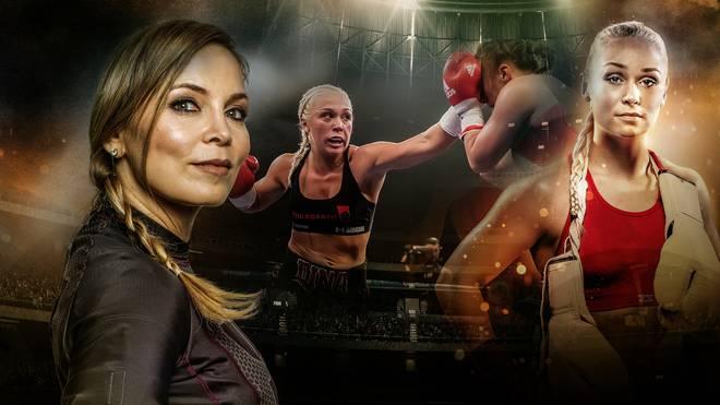 Regina Halmich sieht den Ashley-Kampf als ersten Prüfstein für Dina Thorslund