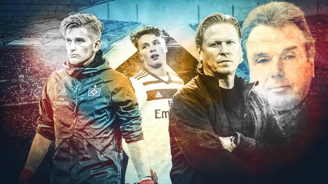 Die Formkurve des Hamburger SV besorgt Spieler wie Protagonisten des Klubs