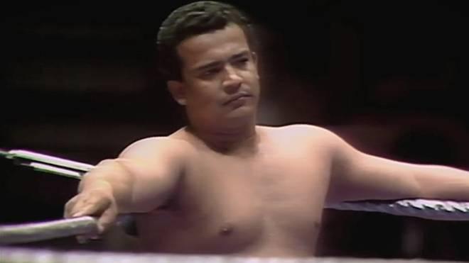 Jose Gonzalez war in den siebziger und achtziger Jahren eine Weile bei WWE aktiv