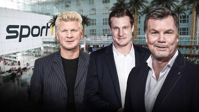 Thomas Helmer begrüßt unter anderem Stefan Effenberg und Marcell Jansen als Gäste
