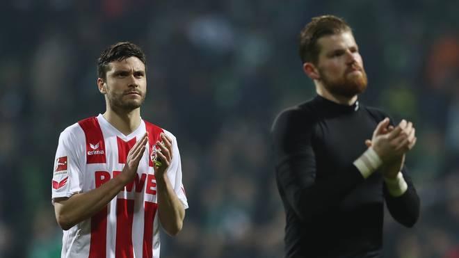 Jonas Hector und Timo Horn verlängerten trotz des Abstiegs des 1. FC Köln ihre Verträge