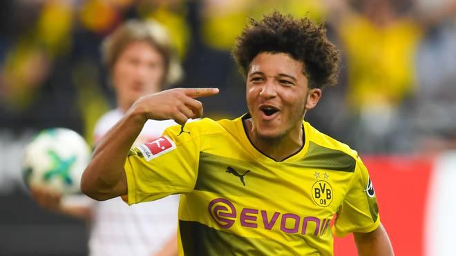 BVB: Jadon Sancho lässt keinen deutschen Friseur an seine Haare