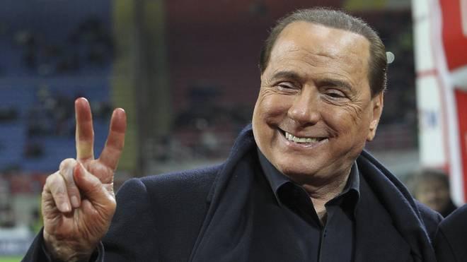 Silvio Berlusconi ist Eigentümer des Drittligisten  SS Monza 1912