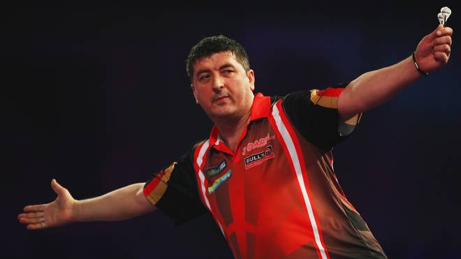Mensur Suljovic - Darts WM 2019 Powerranking