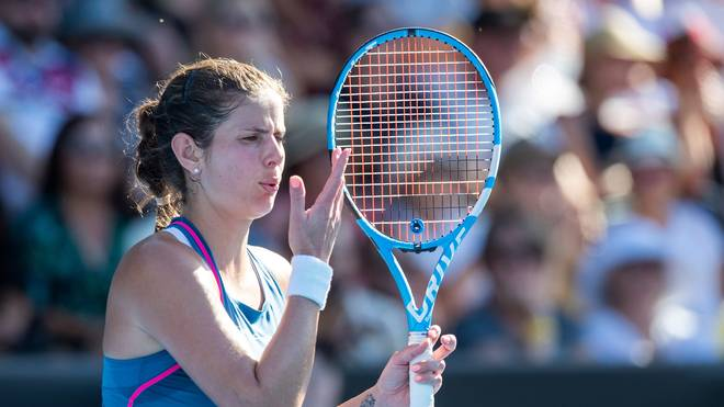 Julia Görges verzichtet auf einen Einsatz beim Fed-Cup-Auftakt gegen Weißrussland