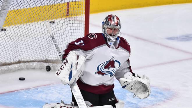 NHL: Philipp Grubauer und Colorado Avalanches schlagen Vegas Knights