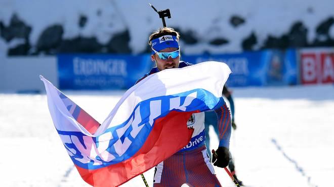 Olympia-Starter aus Russland dürfen ihre Nationalflagge nicht öffentlich zeigen