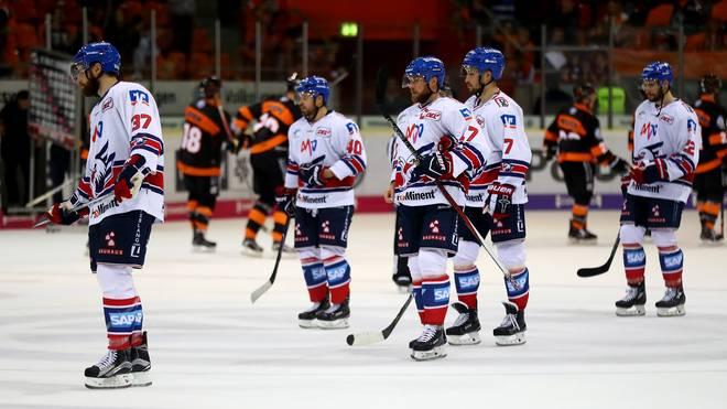 Der Kader der Adler Mannheim wird sich in der kommenden Saison stark verändern