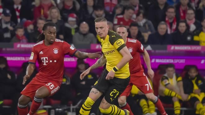 Bundesliga: Trikots aus Bundesliga-Topspiel Bayern gegen Dortmund versteigert, Die Bayern haben das Topspiel gegen Borussia Dortmund mit 5:0 gewonnen