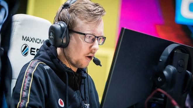 """Chris """"ChrisJ"""" de Jong ist eine der Legende bei mousesports"""