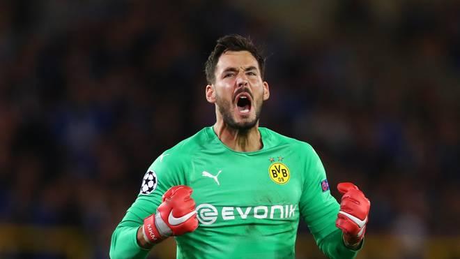 BVB-Keeper Roman Bürki entschärft derzeit 60 Prozent der Großchancen.