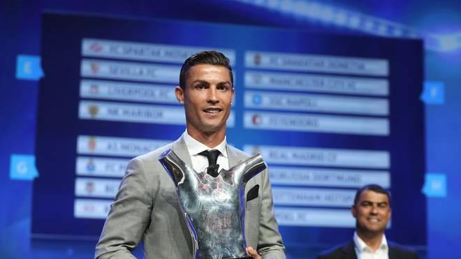 Europas Fußballer des Jahres: Ronaldo, Modric und Salah in Top 3