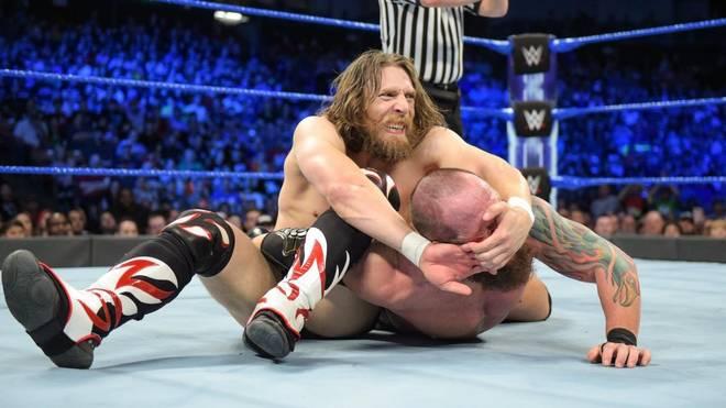 Der WWE-Vertrag von Daniel Bryan läuft am 1. September 2018 aus