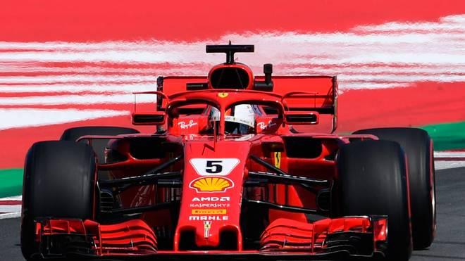 Die Rückspiegel bei Ferrari sorgten in Barcelona für heftige Diskussionen