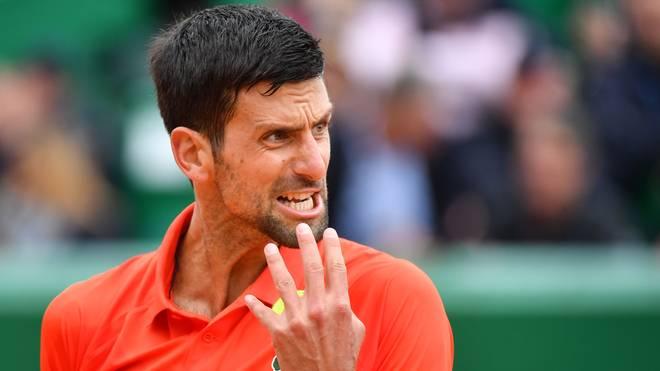 Tennis: Novak Djokovic wehrt sich gegen Kritik wegen Zoff um Kermode