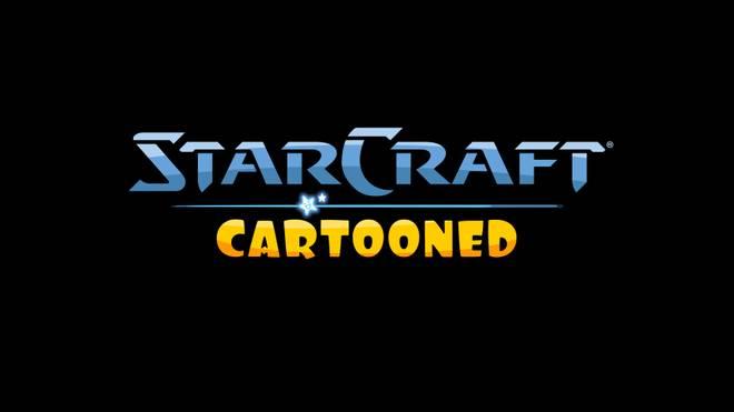 "StarCraft: eSports-Klassiker gibts jetzt auch ""Cartooned"""