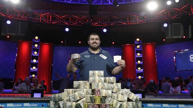 Scott Blumstein gewann mehr als acht Millionen Dollar