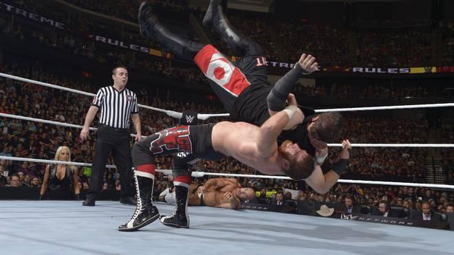 Sami Zayn und Kevin Owens waren in den vergangenen WWE-Jahren Erzrivalen
