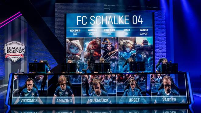 Der FC Schalke 04 soll angeblich im kommenden Franchising-System der EU LCS in League of Legends antreten