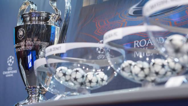Die Auslosung der Champions-League-Gruppenphase steigt am 29. August in Monaco