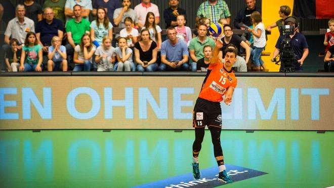Die Berlin Recycling Volleys stehen im Halbfinale des DVV-Pokals